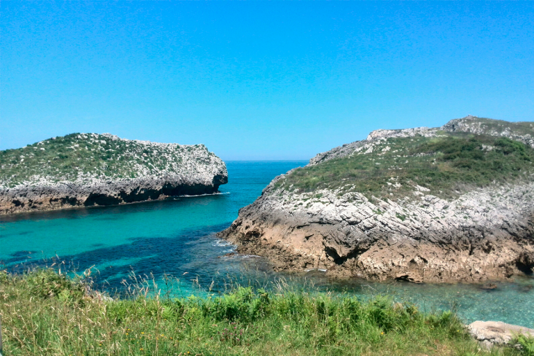 Imagen de una playa de Asturias