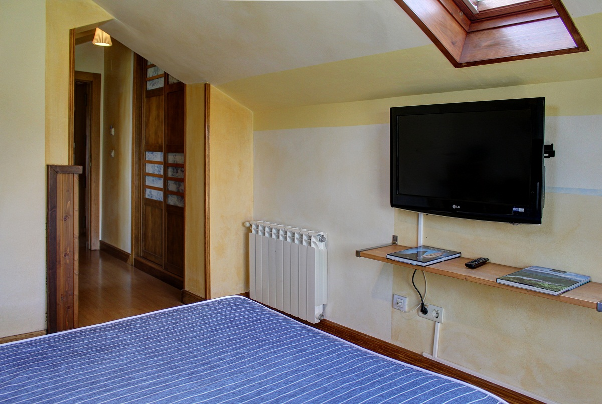 Confort en el hotel
