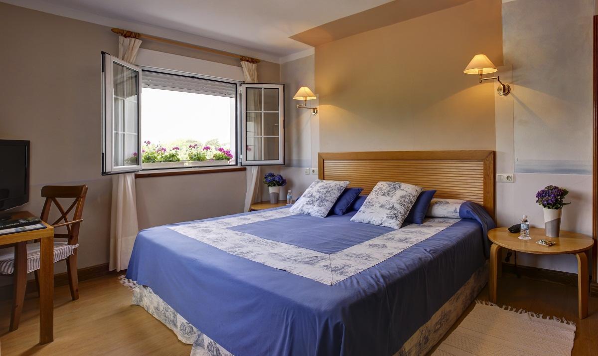 Habitación Doble Hotel Mirador del Sella