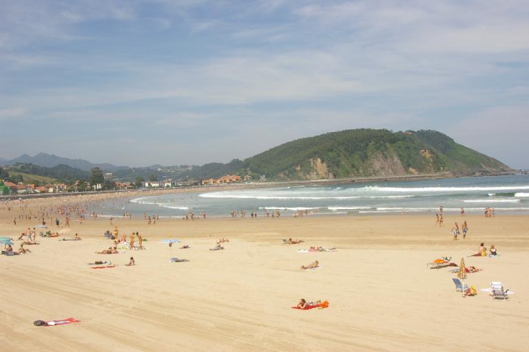 Playa de Ribadesella